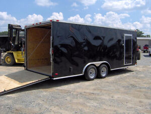 LIKE NEW... 24' GATOR TAIL CAR HAULER FOR SALE