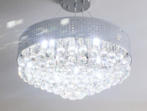NEW LARGE CHANDELIER