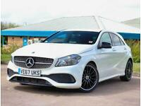 2017 Mercedes-Benz A Class A200d AMG Line Executive 5dr Hatchback Diesel Manual
