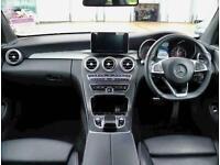 2017 Mercedes-Benz C Class C200 AMG Line 2dr 9G-Tronic Auto Coupe Petrol Automat