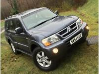 Mitsubishi Shogun 3.2DI-D Elegance LWB**Only 96K,2Owners,The Ultimate Jeep!**