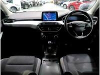 2019 Ford Focus Ford Focus 1.0 E/B 100 Zetec Nav 5dr Hatchback Petrol Manual