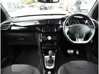 2017 DS Automobiles DS 3 DS DS3 1.2 PureTech 110 Prestige 3dr EAT6 Auto Hatchbac