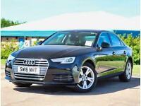 2016 Audi A4 1.4T FSI Sport 4dr Saloon Petrol Manual