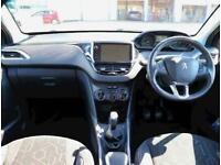 2017 Peugeot 2008 1.2 PureTech Active 5dr Estate Petrol Manual