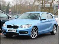 2018 BMW 1 Series 118i 1.5 Sport 3dr Nav Petrol Manual