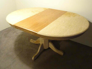 Dining all wood table