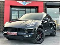 Porsche Macan 3.0 TD V6 S PDK 4WD (s/s) 5dr HUGE SPECIFICATION