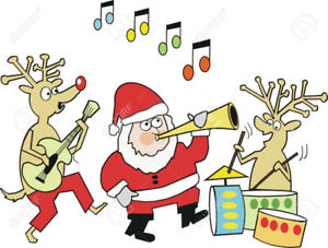 Acoustic guitar  and vocal Christmas Music