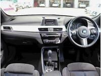 2016 BMW X1 xDrive 20d M Sport 5dr Step Auto Estate Diesel Automatic