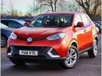 2018 MG MOTOR UK GS 1.5 TGI Excite 5dr Hatchback Petrol Manual