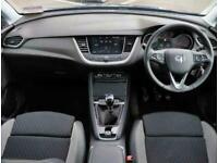 2019 Vauxhall Grandland X Vauxhall Grandland X 1.2T 130 SRi Nav 5dr 2WD Pan Roof