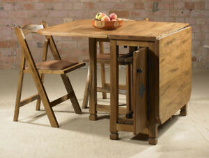 Wanted drop leaf table/chairs