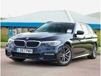 2017 BMW 5 Series 520d M Sport 5dr Auto Estate Diesel Automatic