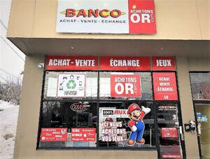 Penser Banco Boisbriand peut vous rapporter gros !