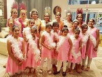 Bollywood/Classical/Modern Dance Classes: Kids-Adults