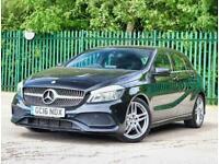 2016 Mercedes-Benz A Class A180 AMG Line 5dr Hatchback Petrol Manual