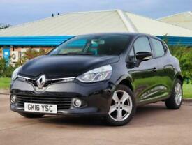 image for 2016 Renault Clio Renault Clio 1.2  Dynamique Nav 5dr Hatchback Petrol Manual