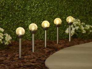McLeland Design 8-Pc. Whistler Globe Lights, New
