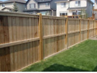 Post Holes and Fences