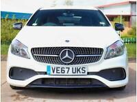 2017 Mercedes-Benz A Class A200d AMG Line Executive 5dr Hatchback Diesel Manual