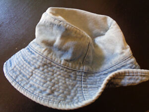DENIM SUMMER HAT