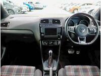2016 Volkswagen Polo 1.8 TSI GTI 5dr DSG Auto Hatchback Petrol Automatic