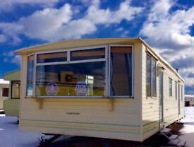 Static Caravan Nr Clacton-on-Sea Essex 3 Bedrooms 8 Berth Carnaby Belvedere