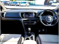 2017 Kia Sportage Kia Sportage 1.7 CRDi GT-Line Edition 5dr 2WD SUV Diesel Manua