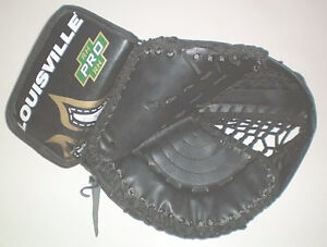 Louisville RH Pro TPS LH Goalie Catcher Glove