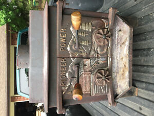 Unique wood stove for sale