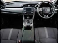 2017 Honda Civic Honda Civic 1.0 VTEC Turbo 129 SE 5dr Hatchback Petrol Manual