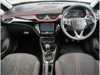 2018 Vauxhall Corsa Vauxhall Corsa 1.4 90 SRi Vx-line 5dr Hatchback Petrol Manua
