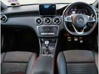 2016 Mercedes-Benz A Class Mercedes-Benz A A180d 1.5 AMG Line Premium 5dr Hatchb
