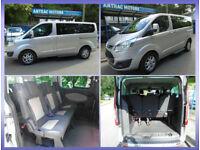 2014 Ford Tourneo Custom 2.2TDCi ( 125PS ) TITANIUM 8 SEATER