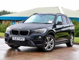 image for 2017 BMW X1 Bmw X1 sDrive 18d 2.0 Sport 5dr 2WD Sun Protection Glass SUV Diesel
