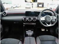 2018 Mercedes-Benz A Class Mercedes-Benz A A180d 1.5 AMG Line 5dr Auto Hatchback