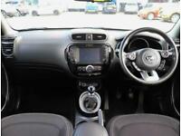 2018 Kia Soul Kia Soul 1.6 GDi 2 5dr 2WD SUV Petrol Manual