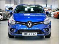 2017 Renault Clio 1.5 dCi 90 Dynamique S Nav 5dr Hatchback Diesel Manual