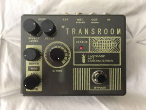 LastGasp Art Laboratories Transroom BBD Modulated Reverb