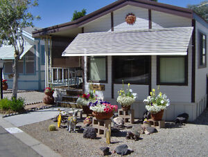 December Retreat Yuma AZ Araby Acres 55+ Resort Park Unit
