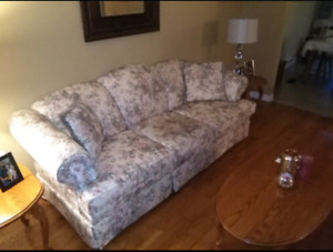 Couch and Chair Set **Delivery Included**