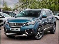 2019 Peugeot 5008 1.5 BlueHDi Allure 5dr Estate Diesel Manual