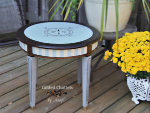 COFFEE / ACCENT TABLE