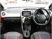 2016 Peugeot 108 Peugeot 108 1.0 Active 5dr 2-Tronic Auto Hatchback Petrol Autom