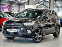 2017 Ford Kuga 2.0 TDCi 180 ST-Line 5dr Auto 4x4 Diesel Automatic