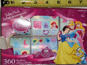NEW Stickers Glamour Girl, Holiday Pop Up, Fairy Tales, Princess