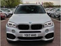 2017 BMW X5 xDrive30d M Sport 5dr Auto [7 Seat] 4x4 Diesel Automatic