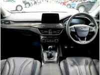 2019 Ford Focus Ford Focus 1.5 EcoBlue 120 Vignale 5dr Hatchback Diesel Manual