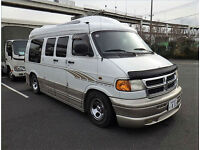 FRESH IMPORT 2000 Dodge RAM CHEVROLET ASTRO EXPRESS 5.9 PETROL AUTO DAY VAN